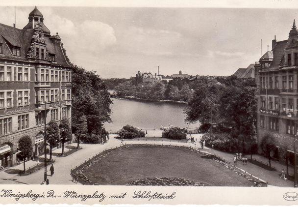 Koenigsberg Munzplatz