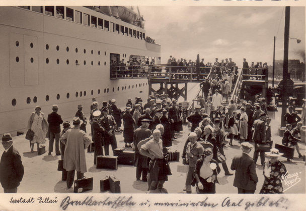 Pillau 1939