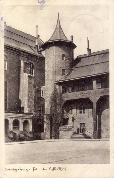 Koenigsberg 1939