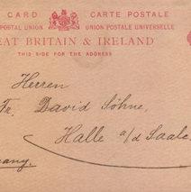История почтовой открытки