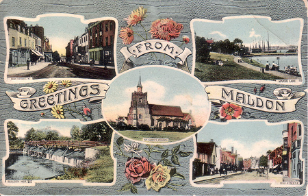 Greetings from Maldon_1909