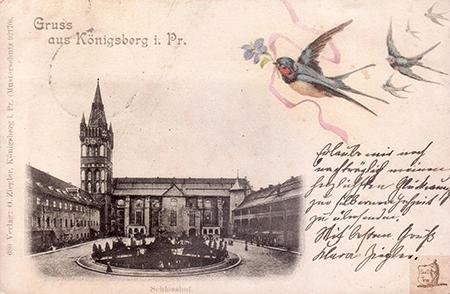 Шаар и Дате Кёнигсберг_1900