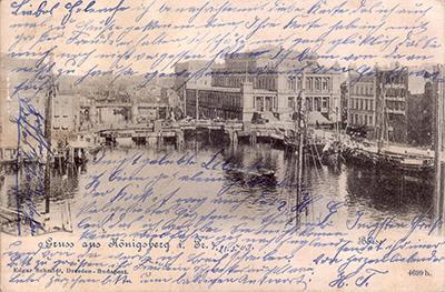 Эдгар Шмиддт. Edgar Schmidt Koenigsberg 1903
