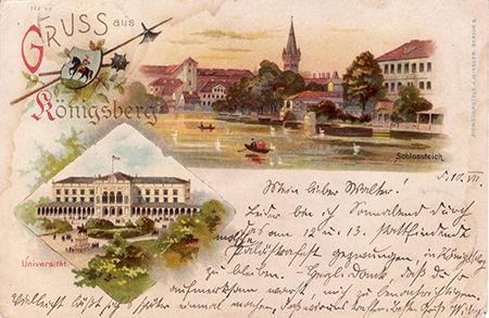 Й. Мизлер J. Miesler Koenigsberg_1901