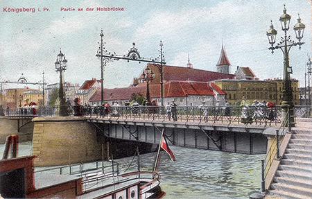 Koenigsberg Holzbrucke_1910