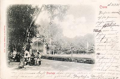 Штенгель и Ко. Stengel & Co Dresden-Berlin_Cranz 1900