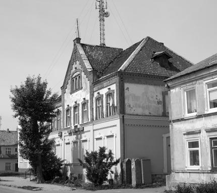 Хайнрихсвальде Славск почта
