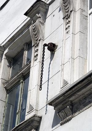 Черняховск цепь-растяжка для контактной линии
