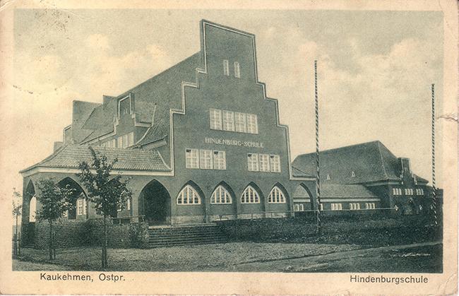 Каукемен Kaukehmen 1931