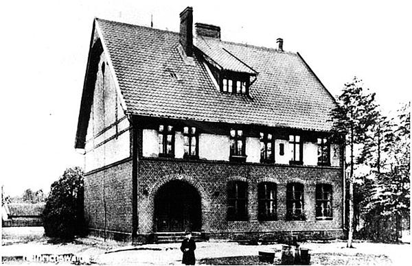 Heinrichswalde Volksschule