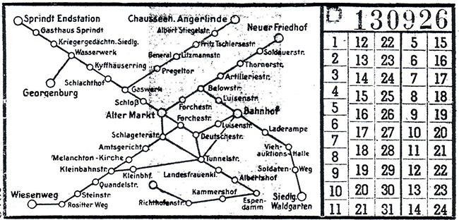 Insterburg_Fahrplan
