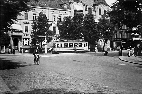 Tilsit Hohen Tor 1943