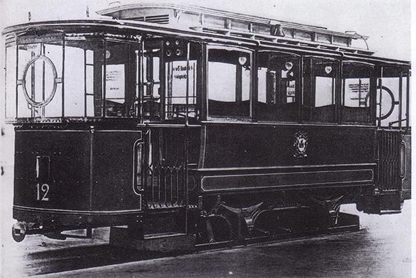 Тильзитский трамвай Tilsit tramway_6