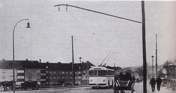 Инстербургский троллейбус Insterburg trolleybus_3