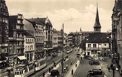 Кёнигсбергский трамвай