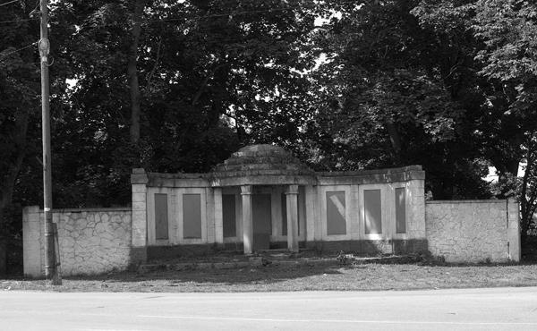 Тимирязево памятник 2010