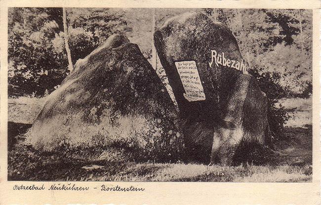 Borstenstein Neukuhren