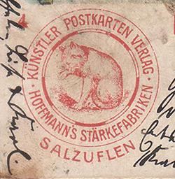 Издатели открыток по восточно-прусской тематике