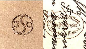 Юлиус Симонсен Julius Simonsen Verlag Logo