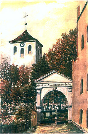 Kirche in Neukirch