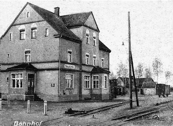 Neukirch Bahnhof