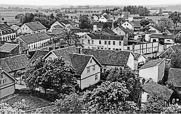 Neukirch Blick vom Kirchturm