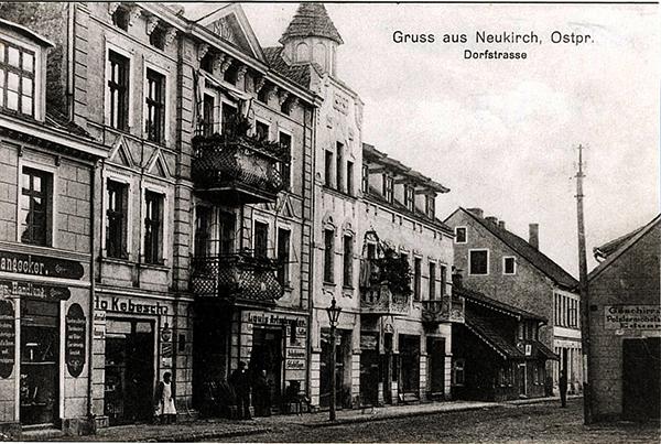 Neukirch Dorfstrasse