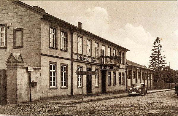 Neukirch Hotel Deutsche Haus
