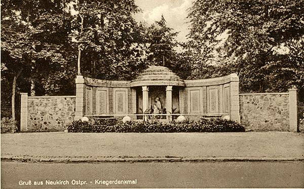 Neukirch Krieger Denkmal
