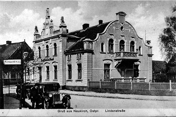 Neukirch Lindenstrasse Raffeisen-Bank
