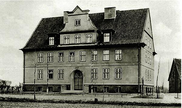 Neukirch Neu Schule 1930-1940