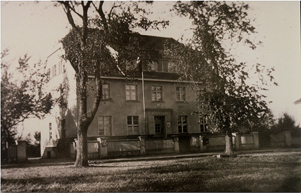 Neukirch Postamt