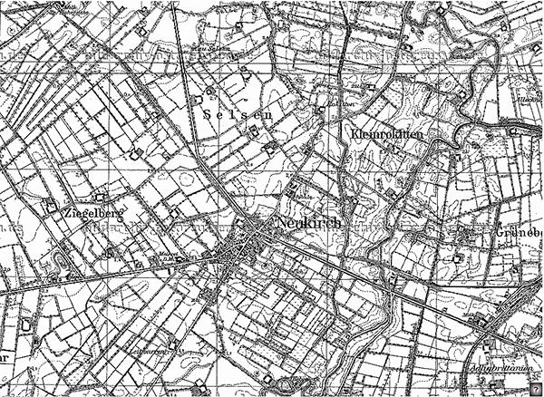 Нойкирх Тимирязево Neukirch map