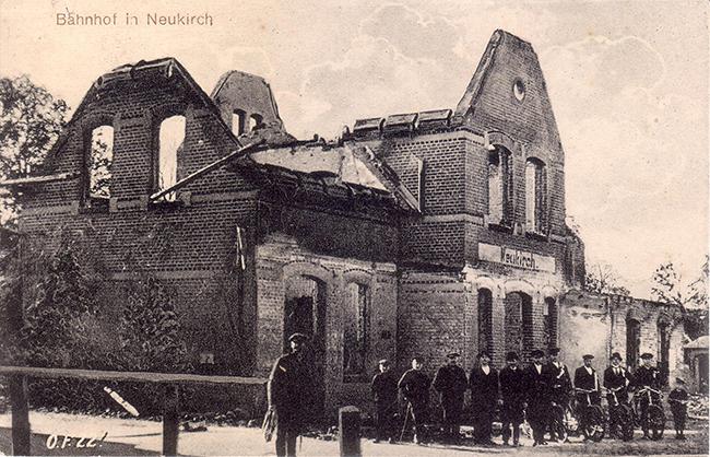 Neukirch_Bahnhof 1915