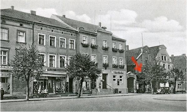 Wehlau_Markt_1936-41