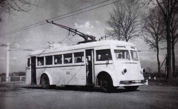 Кенигсбергский троллейбус 204
