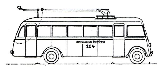 Кенигсбергский троллейбус