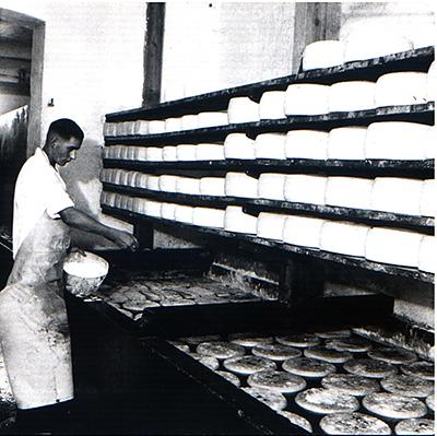 Тильзитский сыр выдержка Lagerung Tilsiter Kaese 1940
