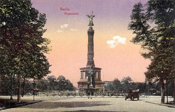 Eisern Hindenburg Berlin