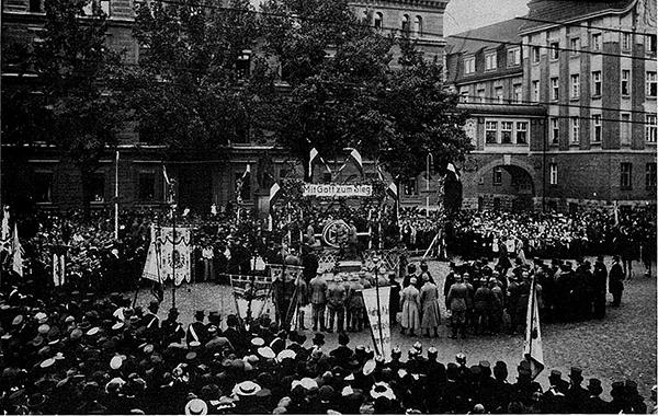Gumbinnen 2-10-1915