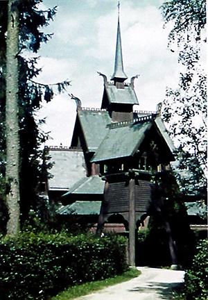 Hubertus Kapelle Color