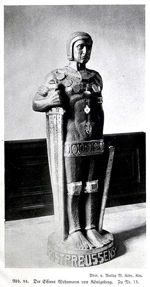Koenigsberg Eisenwerhmann