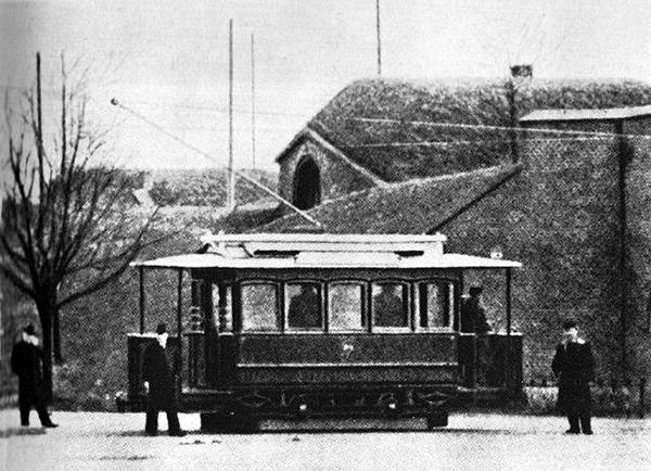 Koenigsberg Triebwagen