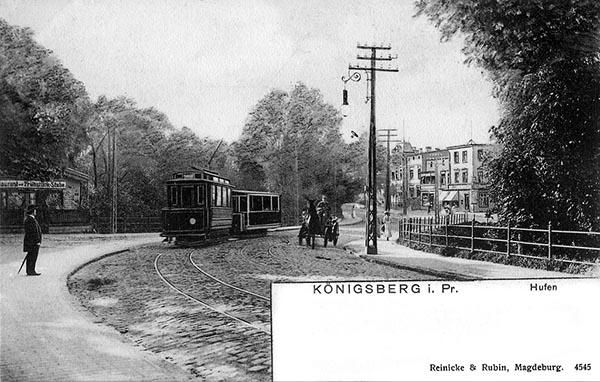 Koenigsberg_Hufen_Strassenbahn