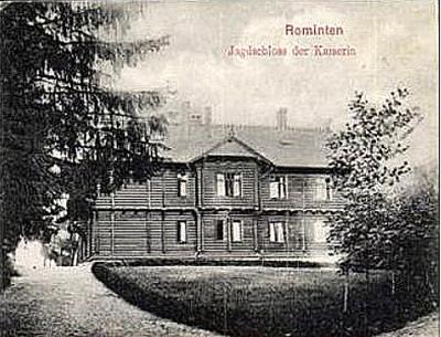 Rominten Jagdschloss der Kaiserin