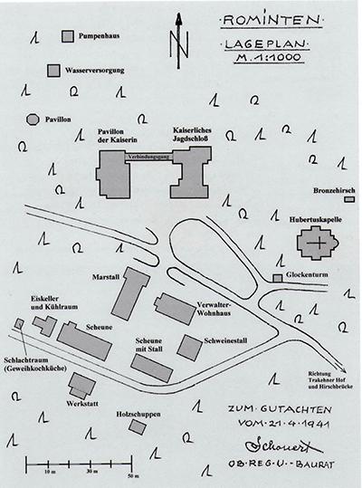 Rominten Plan