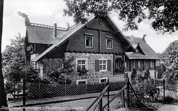 Rominten Postamt
