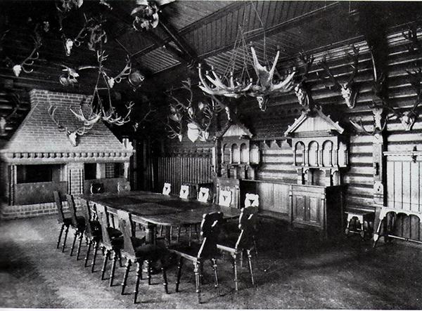 Rominten Schloss 1891-1913