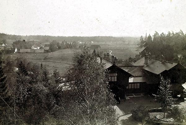 Rominten Schloss 1896
