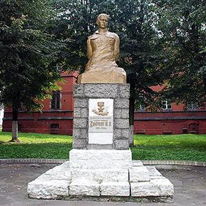 памятник смирнову